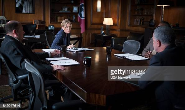 COLONY 'Good Intentions' Episode 208 Pictured Ally Walker as Helena