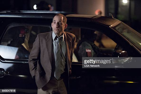 COLONY 'Good Intentions' Episode 208 Pictured Peter Jacobson as Proxy Alan Snyder