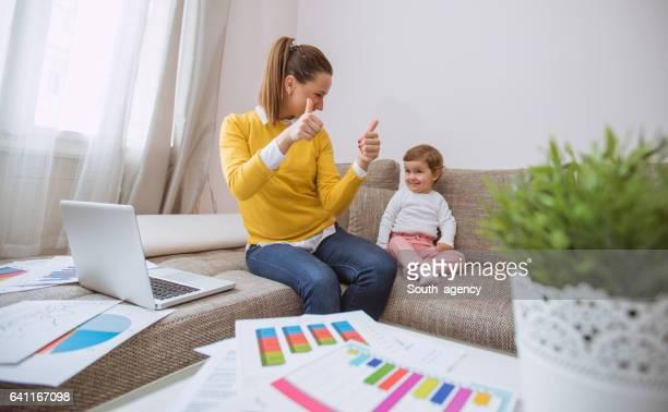 Good job mommy