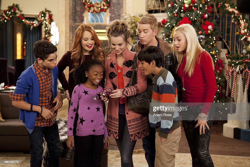 NYC Christmas' - In the crossover episode, Teddy and PJ travel to New York City to tour a university, but a blizzard prevents their return home in time for Christmas. After meeting Jessie on the subway, they embark on a Ross family holiday like no other. Back in Denver, Bob takes the Duncan kids to meet Santa but Gabe is not in the holiday spirit, in a special one-hour crossover of 'Jessie' and 'Good Luck Charlie,' on FRIDAY, NOVEMBER 29 (8:00-9:00 p.m. ET/PT) on Disney Channel. LIST