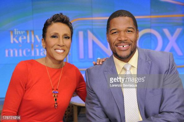 Good Morning America Live Today : Robin roberts television anchor photos et images de