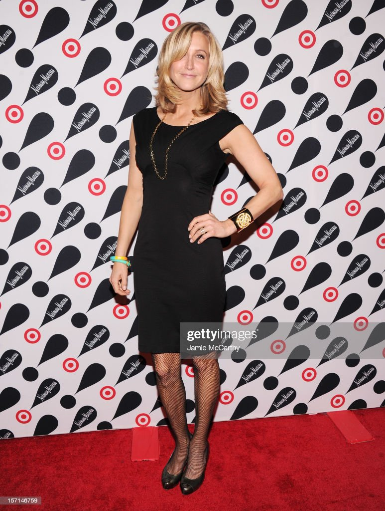Good Morning America lifestyle anchor Lara Spencer attends the Target + Neiman Marcus Holiday Collection launch event on November 28, 2012 in New York City.