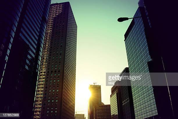 Good morning Hong Kong.
