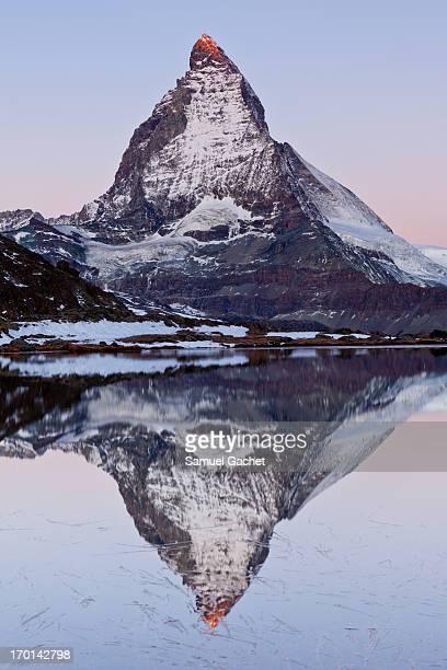 Good Morning Matterhorn'S
