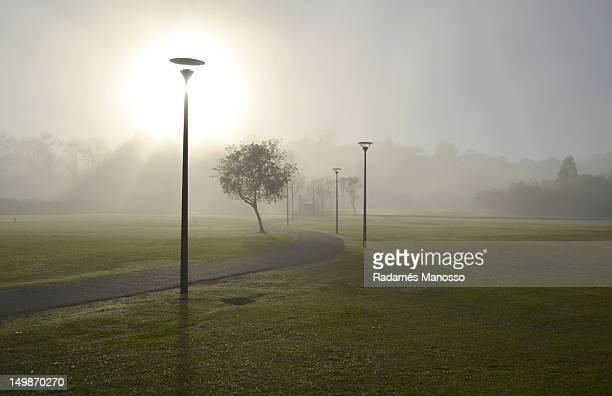 Good morning misty morning