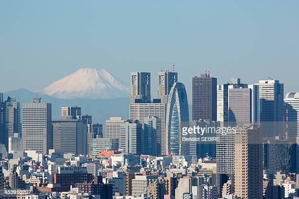 Good morning Shinjuku