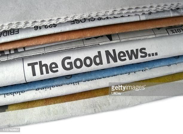 Bonne nouvelle