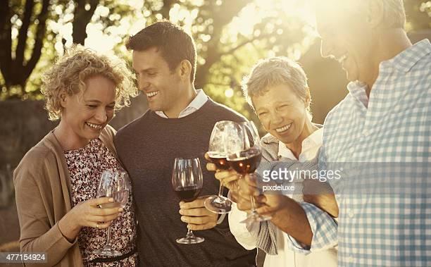 Bom vinho, Bom tempo