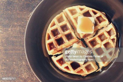 Goodmorning Waffles