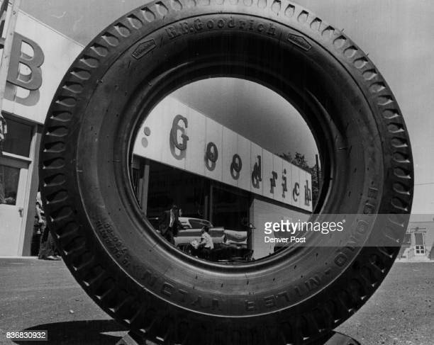 F Goodrich Stores Tire Store Shares in Carnival Bob Gillis of 9191 E 19th Ave leaves instructions for car service with Hugh Peal 896 Kingston St...