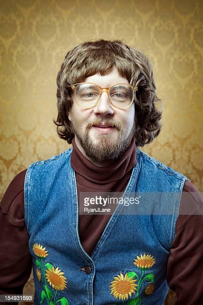 Goofy Hippie. Professor