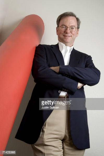 eric schmidt google ceo Eric schmidt is stepping down from his role as executive chairman of  added  schmidt, larry, sergey, [google ceo sundar pichai] and i all.