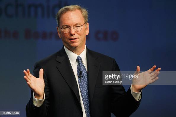 eric schmidt google ceo essay Alphabet chairman and former google ceo eric schmidt said he looked for employees who could thrive in chaos.