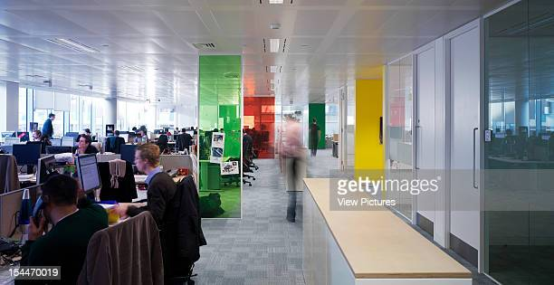 Google London United Kingdom Architect Degw Google General Office View