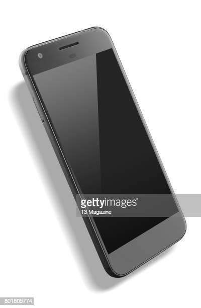 A Google Pixel smartphone taken on October 25 2016