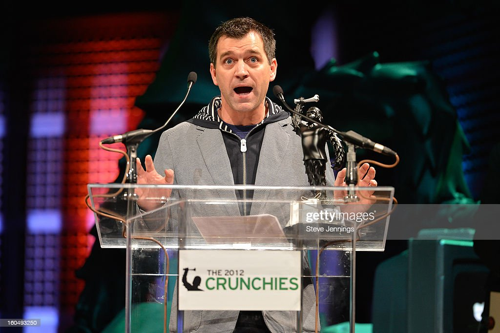 Google winner for Best Mobile Application at the 6th Annual Crunchies Awards at Davies Symphony Hall on January 31, 2013 in San Francisco, California.