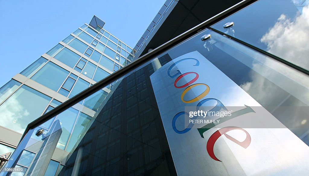 Google's European headquarters are pictured in Dublin Ireland on November 19 2010 The Irish government is determined that any financial deal with...