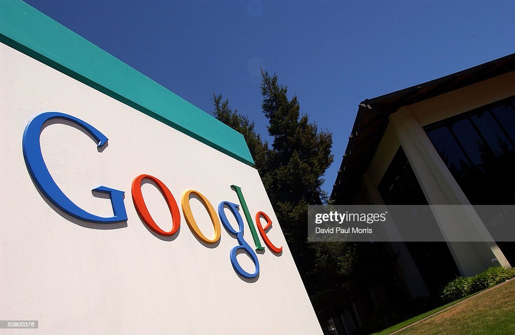 Google's headquarters in Mountain View California is shown in this photo on May 4 2004 Google Inc the world's No 1 Web search provider filed with US...