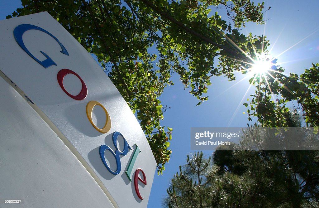 Google's headquarters in Mountain View California is shown May 4 2004 Google Inc the world's No 1 Web search provider filed with US regulators on...