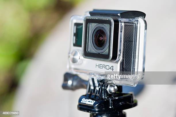GoPro Hero four black edition action cam