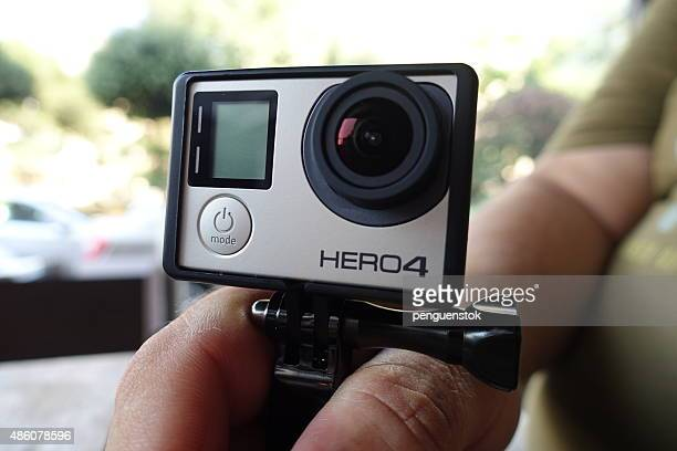 Gopro herp hero4 action camera