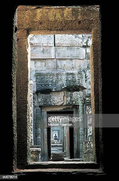 Gopura, Banteay Kdei, Angkor, Cambodia