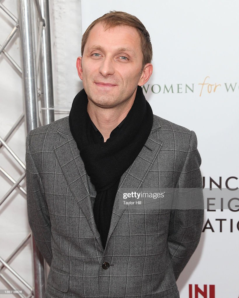Goran Kostic attends the premiere of 'In the Land of Blood and Honey' at the School of Visual Arts on December 5, 2011 in New York City.