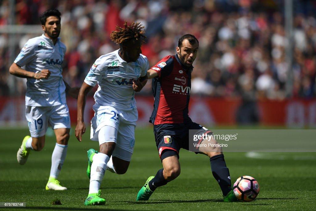 Genoa CFC v AC ChievoVerona - Serie A