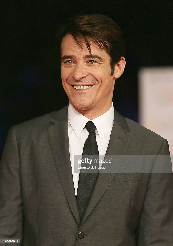 Goran Visnjic attends the 'Extant' pink carpet at Auditorium Parco Della Musica as a part of Roma Fiction Fest 2014 on September 16, 2014 in Rome, Italy.