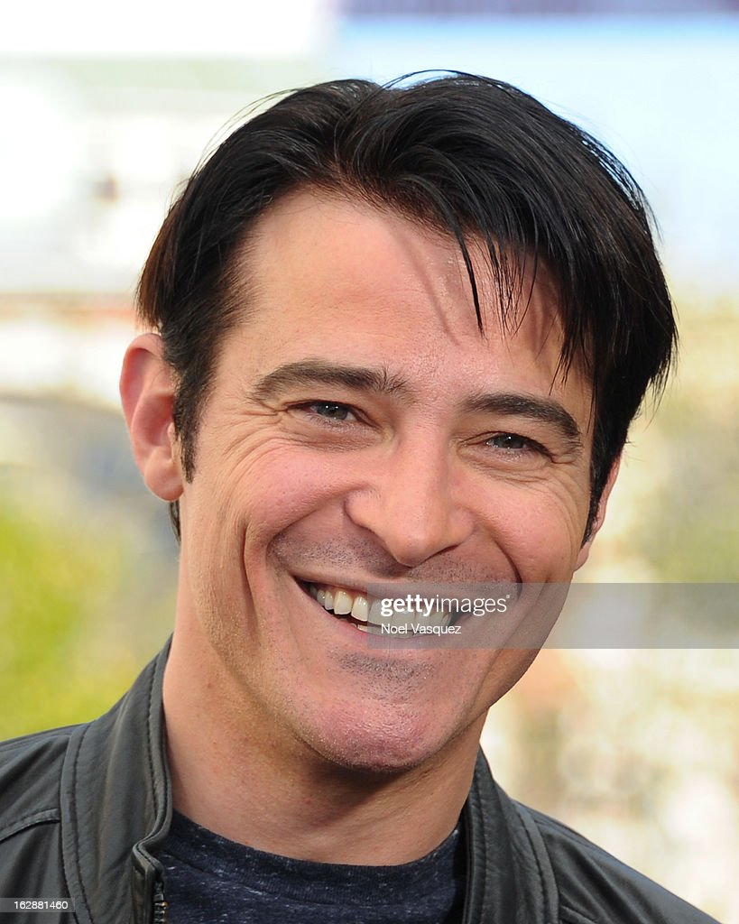 Goran Visnjic visits Extra at The Grove on February 28, 2013 in Los Angeles, California.