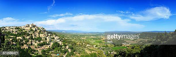 Gordes - historic city in the Provence