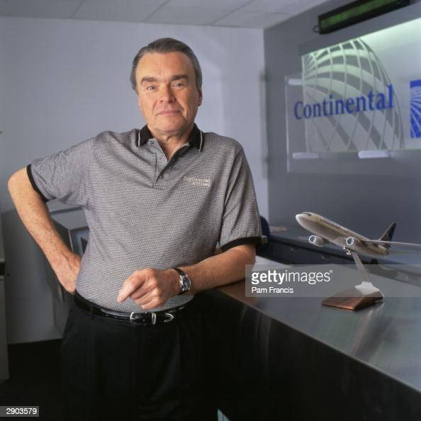 gordon bethune at continental airlines Gordon bethune at continental airlines case solution, a loss of $ 385 million during the last months of fiscal 1994 was continental could go bankrupt new ceo gordon.