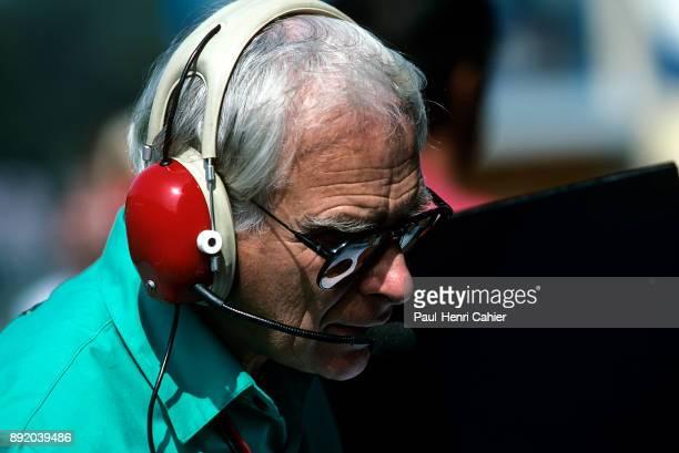 Gordon Coppuck Grand Prix of Italy Autodromo Nazionale Monza 13 September 1992