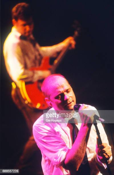 Gordon Downie Gord Sinclair The Tragically Hip Ancienne Belgique Brussels Belgium