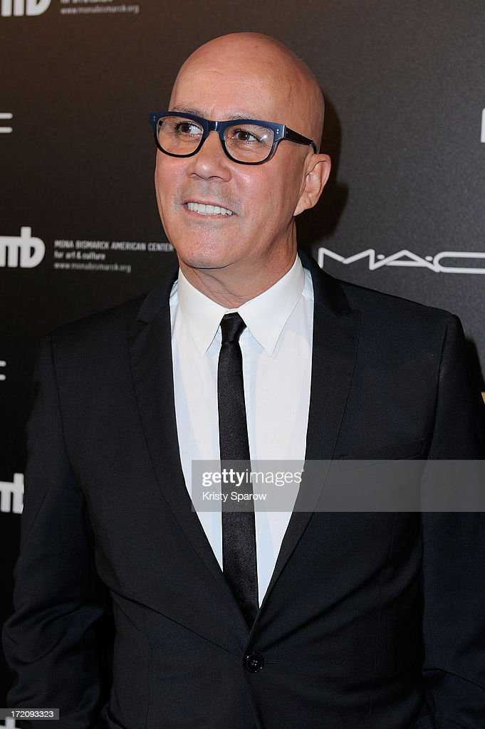 Gordon Espinet attends the Little Black Dress exhibition as part of Paris Fashion Week Haute-Couture F/W 2013-2014 on July 1, 2013 in Paris, France.