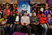 Gordon Hayward and Destiny 2 Visit Boys and Girls Clubs of...