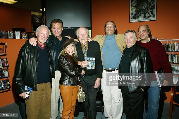 Gordon Hessler actor John Phillip Law actress Terry Moore Special Effects Master Ray Harryhausen Douglas Dunning actor Michael Callan and Paul...