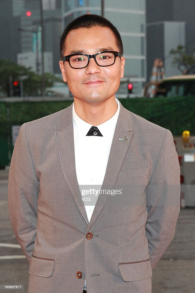 Gordon <a gi-track='captionPersonalityLinkClicked' href=/galleries/search?phrase=Lam+Ka+Tung&family=editorial&specificpeople=2444269 ng-click='$event.stopPropagation()'>Lam Ka Tung</a> arrives at the red carpet of the 7th Asian Film Awards on March 18, 2013 in Hong Kong, China.
