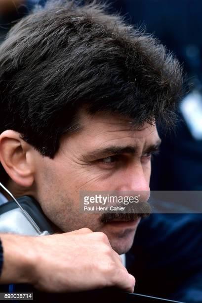 Gordon Murray Grand Prix of Austria Osterreichring 14 August 1983