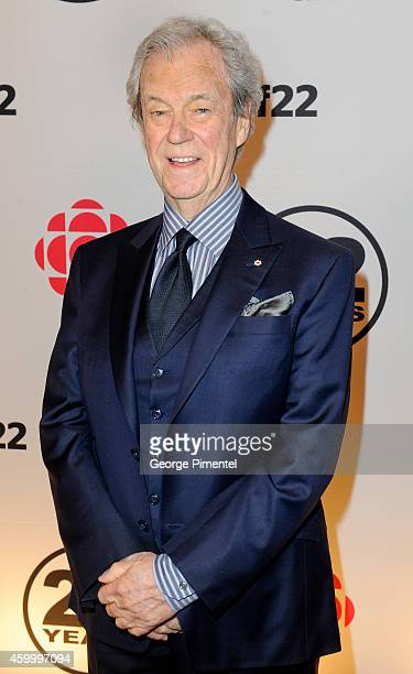 Gordon Pinsent attends the This Hour Has 22 Minutes 22nd Year Celebration at TIFF Bell Lightbox on December 4 2014 in Toronto Canada