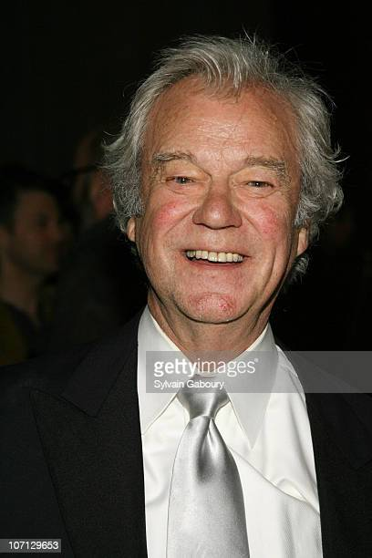 Gordon Pinsent during 'Away From Her' New York Premiere Hosted by The Cinema Society and The Wall Street Journal After Party at Soho Grand Hotel at...