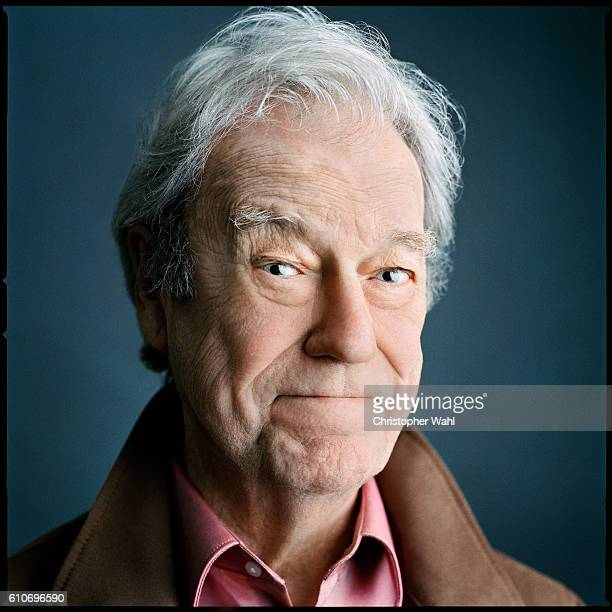 Gordon Pinsent is photographed for The Globe and Mail on September 12 2016 in Los Angeles California