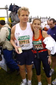 Gordon Ramsay during The 2006 Flora London Marathon in London Great Britain