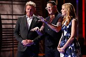 Gordon Ramsay Graham Elliot and Christina Tosi in the special twohour premiere event Wednesday May 20 2015 on FOX