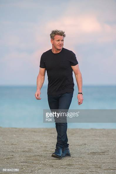 Gordon Ramsay in the allnew Beachfront Inn Inlet episode of HOTEL HELL airing Tuesday July 19 on FOX