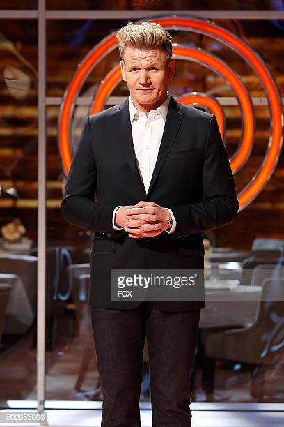 Gordon Ramsay in the allnew Junior Edition New Kids on the Chopping Block Season Four premiere episode of MASTERCHEF airing Friday Nov 6 on FOX