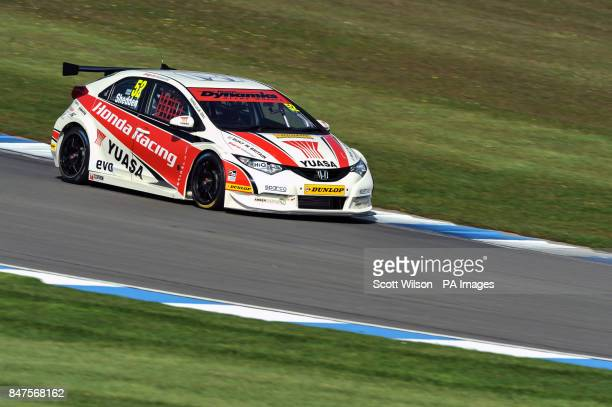 Gordon Shedden Honda Yuasa Racing Team