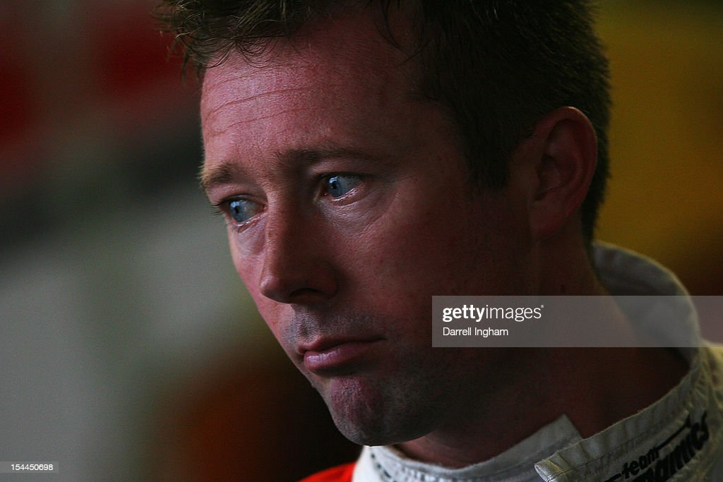 Gordon Shedden of Great Britain, driver of the #52 Honda YUASA Racing Team Honda Civic during practice for the Dunlop MSA British Touring Car Championship race at the Brands Hatch Circuit on October 20, 2012 near Longfield, United Kingdom.