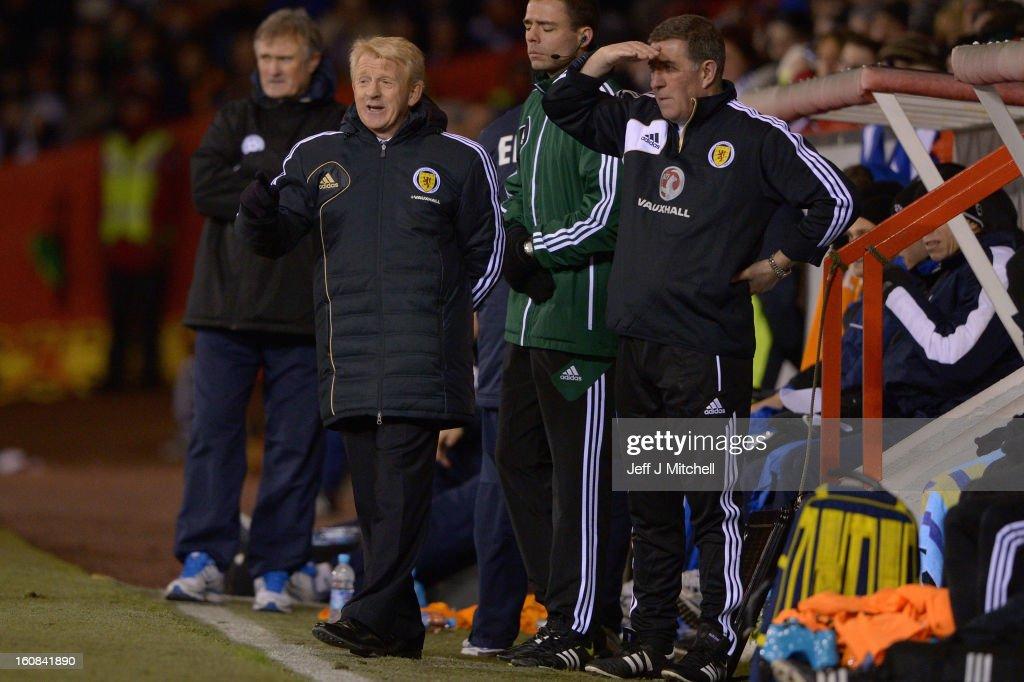 Scotland v Estonia - International Friendly