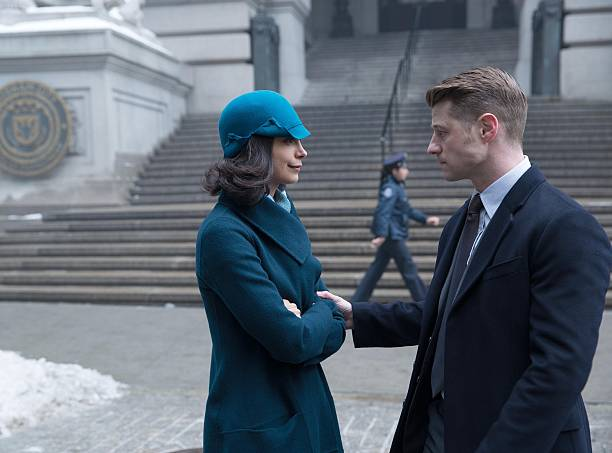 Fox 39 s gotham season one photos and images getty images for Dr leslie fish